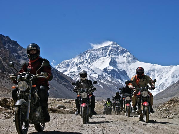 TIBET / Lhasa - Mt. Everest